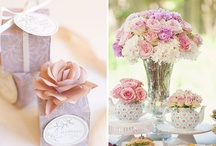 My Wedding Inspiration - Anything Vintage - soft, romantic and in pastels