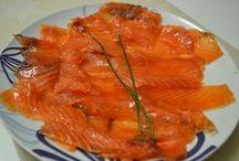 Recetas de pescado.
