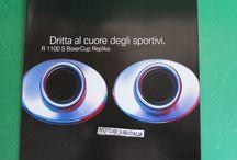 bmw reclam r1150 boxer cup brochure