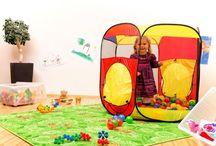 Spielwaren / Mit unseren tollen Bällebädern von empasa machst du deinen Kleinsten bestimmt eine riesen Freude!