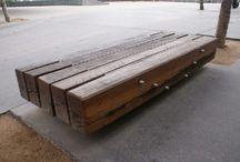 Decorative timber furnishings