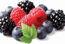 Fructe de padure / Extrem de benefice si sanatoase pentru organism.