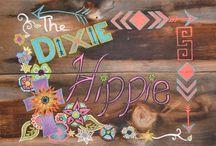 The Dixie Hippie