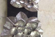 Steel flower.   Times art