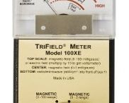EMF Meter Guide / http://www.electricsense.com/category/emf-meters/ Reviews on EMF (electromagnetic field), radio frequency radiation and gauss meters, Trifield, Cornet, Acoustimeter....
