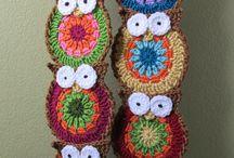 Owl Stuff! / by Christy Romansky