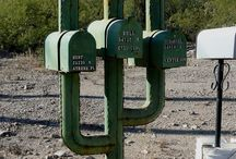 Mailboxes with Personality