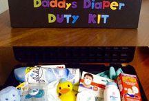 Baby shower thema's