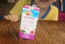@AppleandEve_ #QuenchersAdventures / We will be posting healthy lunch ideas here as we progress :)  But first, we are on a quest to find more of the @appleandeve juice boxes!  Please help! We live in the middle of nowhere :(