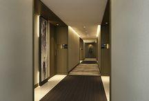 Corridor/ Wall