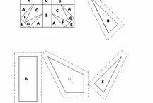 Template Blocks / Quilt design
