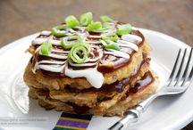 Foodz - Pancakes and stuff!  / Pancakes, fritters, fritatta etc.