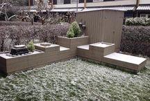 Trädgårdsplaner / Inspirationsbilder för den perfekta trädgården!