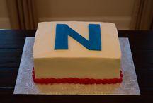 Nash's 1st Birthday