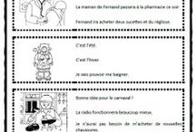 comprehension de textes