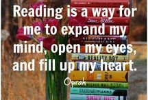 Reading stuff/quotes ect