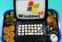 Food for geeks