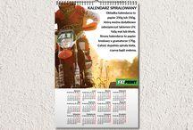 Kalendarze / Kalendarz to ważna sprawa... dlatego zobacz naszą ofertę kalendarzy!