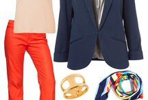 Clothes and Style / by Heidi Anderson