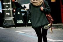 Girl fashion.