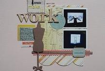 Scrapbook pgs / by Connie Rojas-Padilla