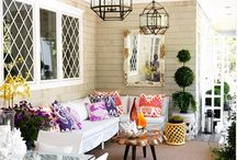 Outdoor Living Spaces / by Shalimar Madrigal