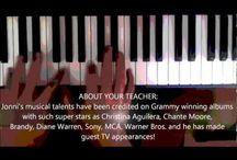 Piano / by Katelynn Bolte