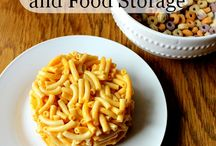 Recipes:  Healthy Food Storage / by Food Storage Made Easy (Jodi and Julie)