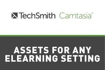 Camtasia Templates / by eLearning Brothers