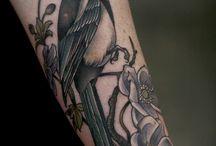 April Tattoo with Kirsten Wonderland Tattoo