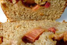 A Rhubarb Recipe / by Patti Craven