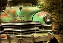 Old Vehicles