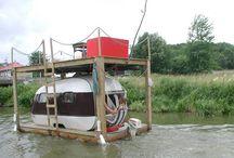 Tiny House Boats