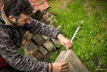 workshop handmadewood.gr / wood moments...