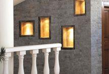 Mermer Çarşı DUVAR DEKORASYONU / Mermer ve Diğer Doğal Taş Ürünleri Duvar Dekorasyonu Grubu