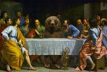 bear jesus / bear jesus