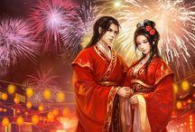 Meng Hao X Xu Qing