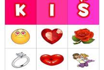 Valentines Day Activities / Lots of fun stuff for Valentines Day. Worksheets, Activities and Games
