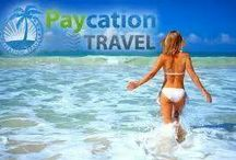 Paycation / Ever wanted to travel the world, but never had the time or the money? Become a Certified Travel Agent with Paycation/XStream Travel! We work with vendors to find some of the best travel deals! Book trips for yourself, and others and make good money while doing it! Check out the video on my site to see what all Paycation offers. See you on the beaches of the world!   http://lmvacations.paycation.com / by Lisa Ramey-Menjivar