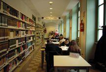 Biblioteca Flaminia / Creatività e attività della biblioteca