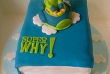 Aiden birthday cake