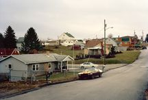Moodboard: Small Town USA / by Nicole Emily