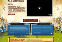 Online Games / by Scott Walter