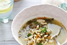 Winter Inspiration / Soups, winter warmers and all things winter
