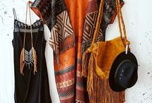 American Boho-Hippie Gypsy Princess Style / by Tiffany Kennedy