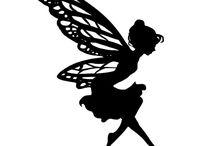 Fairys/Angels/Mermaids.