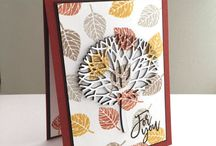 Thoughtful Branches Bundle Stampin' Up! / Only available August 2016