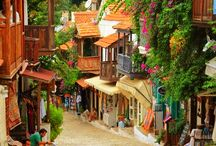 Antalya Urlaub Kaş