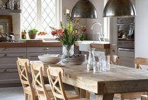 mesa para cocina