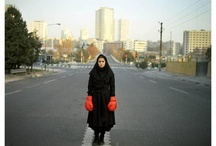 My Tehran... / by Farnaz Seifi
